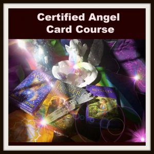 Certified Angel Card Reading Course (In Person)