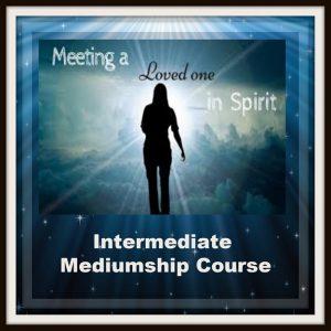 The Spirit Within Intermediate Mediumship Course (Online)