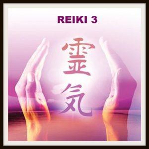 Reiki Level 3 (Online)