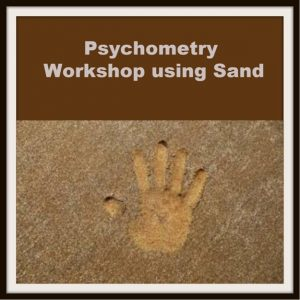 Psychometry Reading using Sand (In Person)