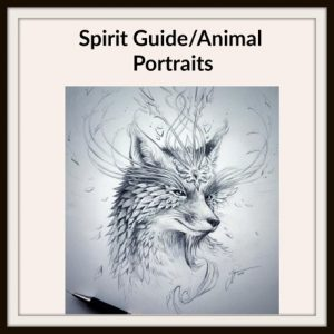 Spirit Guide/Animal Portraits