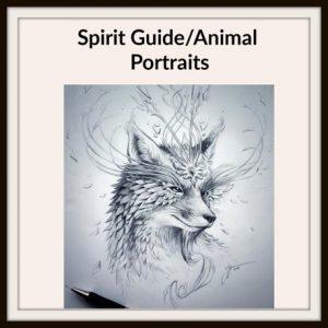 Spirit Guide/Animal Portraits