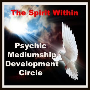 The Spirit Within 5 Week Psychic and Mediumship Development Circle (In Person)