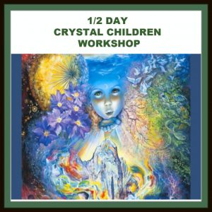 1/2 Day Crystal Children Workshop