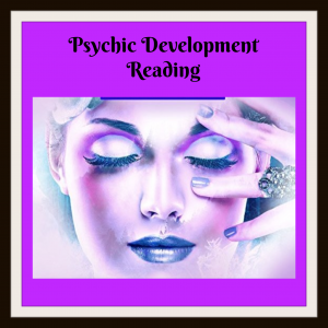 Psychic Development Reading