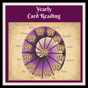 Yearly Card Reading