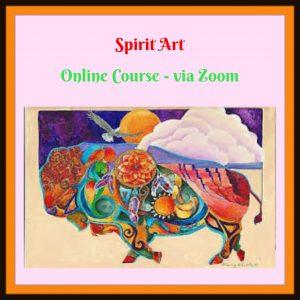 Spirit Art Online Course