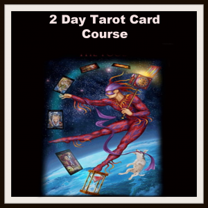 Certified 2 day Online Tarot Card Reading Course